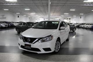 Used 2017 Nissan Sentra SV NO ACCIDENTS I HEATED SEATS I REAR CAMERA I LOW MILEAGE for sale in Mississauga, ON