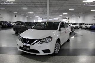 Used 2017 Nissan Sentra SV NO ACCIDENTS I HEATED SEATS I REAR CAM I REMOTE STARTER for sale in Mississauga, ON