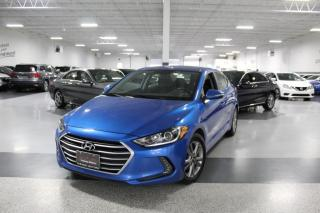 Used 2017 Hyundai Elantra NO ACCIDENTS I HEATED SEATS I REAR CAMERA I CARPLAY I BT for sale in Mississauga, ON
