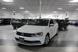 Used 2016 Volkswagen Jetta TSI I REAR CAM I BIG SCREEN I HEATED SEATS I KEYLESS ENTRY for sale in Mississauga, ON