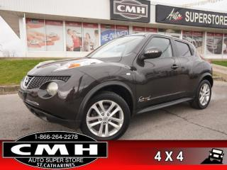Used 2012 Nissan Juke S  AWD BT S/W-AUDIO PWR-GROUP 17-AL for sale in St. Catharines, ON