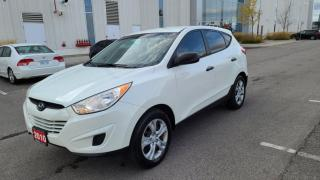 Used 2010 Hyundai Tucson FWD 4DR I4 GL for sale in Mississauga, ON