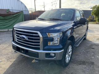 Used 2016 Ford F-150 XLT SuperCrew 6.5-ft. Bed 4WD for sale in Oakville, ON