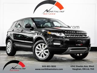 Used 2015 Land Rover Evoque Pure|Pano Roof|Parking Sensors|Heated Leather for sale in Vaughan, ON