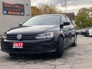 Used 2017 Volkswagen Jetta Sedan 4dr 1.4 TSI Auto Trendline+ for sale in Barrie, ON