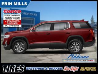 New 2020 GMC Acadia SLE  - Android Auto -  Apple CarPlay for sale in Mississauga, ON