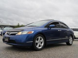 Used 2007 Honda Civic EX / ACCIDENT FREE for sale in Newmarket, ON