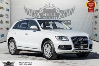 Used 2017 Audi Q5 2.0T Progressiv, AWD, NO ACCIDENTS, NAVI, REAR CAM, SENSORS for sale in Toronto, ON