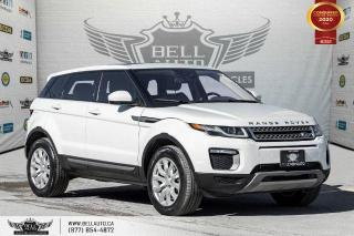 Used 2017 Land Rover Evoque SE, AWD, NO ACCIDENTS, NAVI, SENSORS, REAR CAM, PANO for sale in Toronto, ON