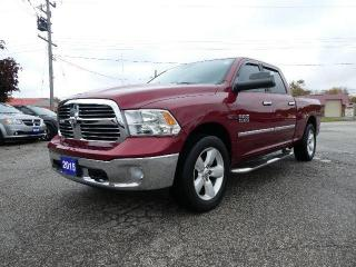 Used 2015 RAM 1500 SLT | Heated Seats | Heated Steering | Back Up Cam for sale in Essex, ON