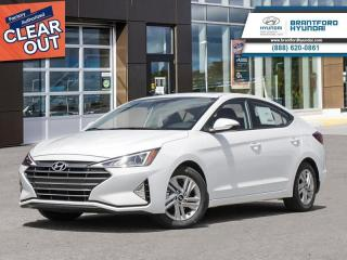 New 2020 Hyundai Elantra Preferred w/Sun & Safety Package IVT  - $138 B/W for sale in Brantford, ON