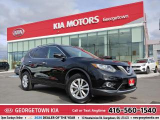 Used 2014 Nissan Rogue SV | AWD | 7 PASS | NAV | PANO ROOF | 77,398 KM | for sale in Georgetown, ON