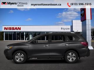 Used 2017 Nissan Pathfinder S V6  - Bluetooth -  SiriusXM - $144 B/W for sale in Ottawa, ON