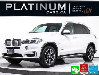 Used 2016 BMW X5 xDrive35i, PREMIUM, 7 PASS, NAV, HUD, PANO, CAM for sale in Toronto, ON