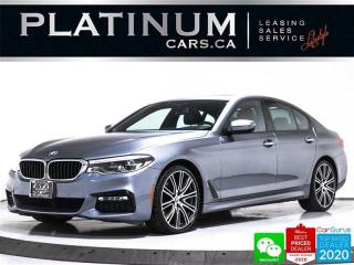 Used 2017 BMW 5 Series 540i xDrive, AWD, M-SPORT, NAV, SUNROOF, 360 CAM for sale in Toronto, ON