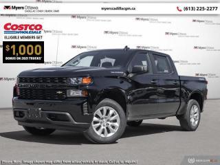 New 2021 Chevrolet Silverado 1500 Custom for sale in Ottawa, ON