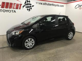 Used 2015 Toyota Yaris 5dr HB Auto LE for sale in St-Hubert, QC