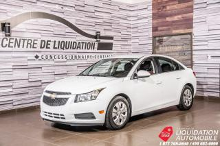 Used 2014 Chevrolet Cruze 1LT+A/C+BLUETOOTH+GR/ELECT for sale in Laval, QC
