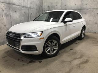 Used 2018 Audi Q5 2.0 TFSI QUATTRO AWD TOUT EQUIPÉ ** CARPLAY ET ANDROID  ** for sale in St-Nicolas, QC