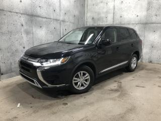 Used 2019 Mitsubishi Outlander ES AWC SIÈGES CHAUFFANT for sale in St-Nicolas, QC