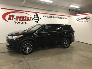 Used 2017 Toyota Highlander AWD 4dr LE for sale in St-Hubert, QC