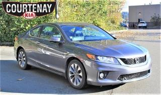 Used 2014 Honda Accord EXL w/Sunroof for sale in Courtenay, BC