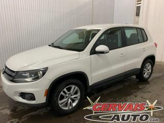 Used 2012 Volkswagen Tiguan TSI Mags A/C Sièges chauffants for sale in Trois-Rivières, QC