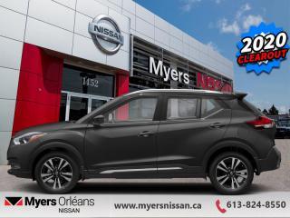 New 2020 Nissan Kicks SR  - Heated Seats -  Fog Lights - $142 B/W for sale in Orleans, ON