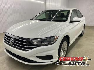 Used 2019 Volkswagen Jetta Comfortline MAGS BLUETOOTH CAMÉRA *Transmission Automatique* for sale in Trois-Rivières, QC