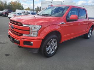 Used 2018 Ford F-150 LARIAT SPORT, CREW, 4X4, ECOBOOST, TOIT for sale in Vallée-Jonction, QC