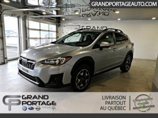 Used 2019 Subaru XV Crosstrek Commodité CVT **Très bas kilométrage** for sale in Rivière-Du-Loup, QC
