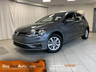 Used 2019 Volkswagen Golf Comfortline Gr. Électrique, A/C, Automatique for sale in Sherbrooke, QC