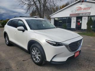 Used 2016 Mazda CX-9 TOURING for sale in Barrie, ON