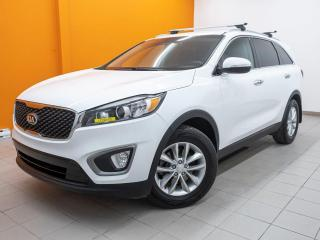 Used 2016 Kia Sorento LX 2,4 L BLUETOOTH CLIMATISEUR *SIÈGES CHAUFFANTS* for sale in St-Jérôme, QC