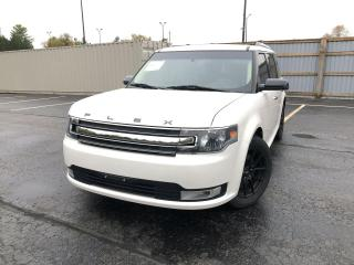 Used 2018 Ford Flex SEL AWD for sale in Cayuga, ON