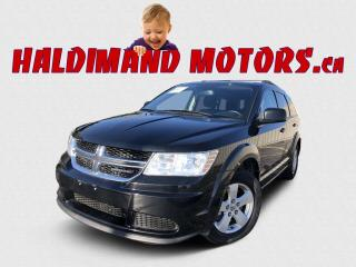 Used 2017 Dodge Journey SE 2WD for sale in Cayuga, ON