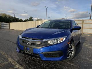 Used 2017 Honda Civic LX 2WD for sale in Cayuga, ON