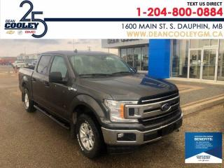 Used 2019 Ford F-150 XLT for sale in Dauphin, MB