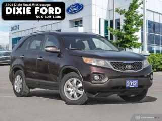 Used 2012 Kia Sorento LX for sale in Mississauga, ON