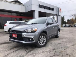 Used 2017 Mitsubishi RVR SE for sale in North Bay, ON