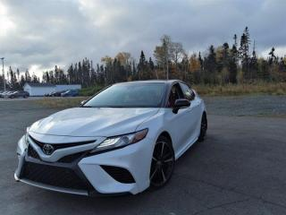 Used 2018 Toyota Camry XSE for sale in Gander, NL