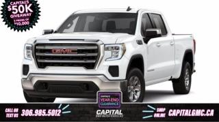 New 2021 GMC Sierra 1500 SLE for sale in Regina, SK