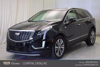 New 2021 Cadillac XT5 AWD Premium Luxury for sale in Regina, SK