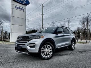 New 2020 Ford Explorer XLT for sale in Embrun, ON