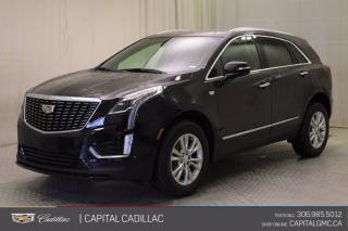 New 2021 Cadillac XT5 Luxury AWD for sale in Regina, SK