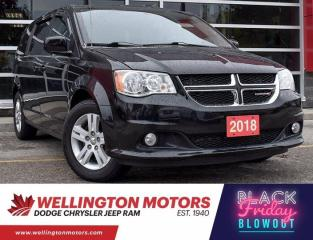Used 2018 Dodge Grand Caravan Crew Plus | Incl. Winter Tires !! for sale in Guelph, ON