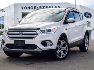 Used 2019 Ford Escape Titanium for sale in Thornhill, ON