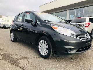 Used 2015 Nissan Versa Note 5DR HB MAN 1.6 SV for sale in Lévis, QC
