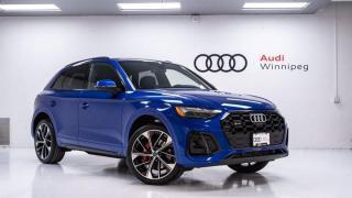 New 2021 Audi SQ5 Technik for sale in Winnipeg, MB