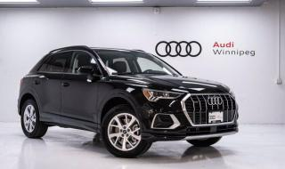New 2021 Audi Q3 Komfort for sale in Winnipeg, MB